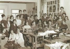 Neergang Tilburgse textielindustrie