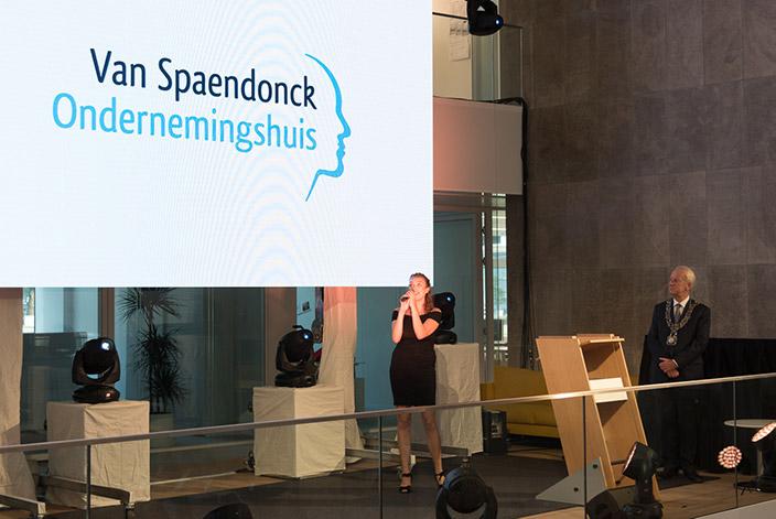 Opening Van Spaendonck Ondernemingshuis